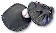 Photo of Practice Baseball Glove from Barraza